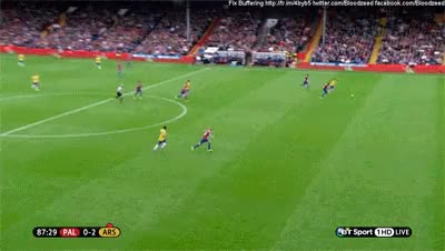 Watch and share Match Thread : Crystal Palace Vs Arsenal : Soccer GIFs on Gfycat