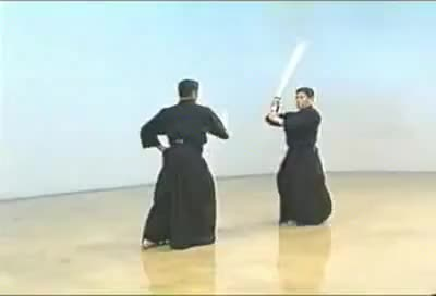 "Watch and share Kendo Kata 10 "" Kodachi No Sanbonme "" 剣道 GIFs on Gfycat"