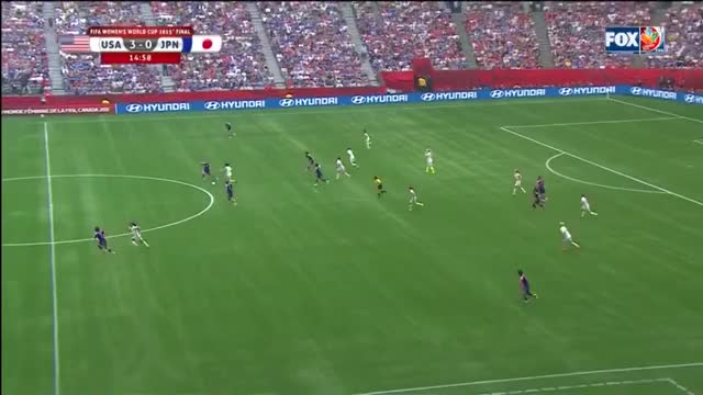 Watch Carli Lloyd :The Best World Cup Goal Ever GIF on Gfycat. Discover more United States of America, soccer GIFs on Gfycat