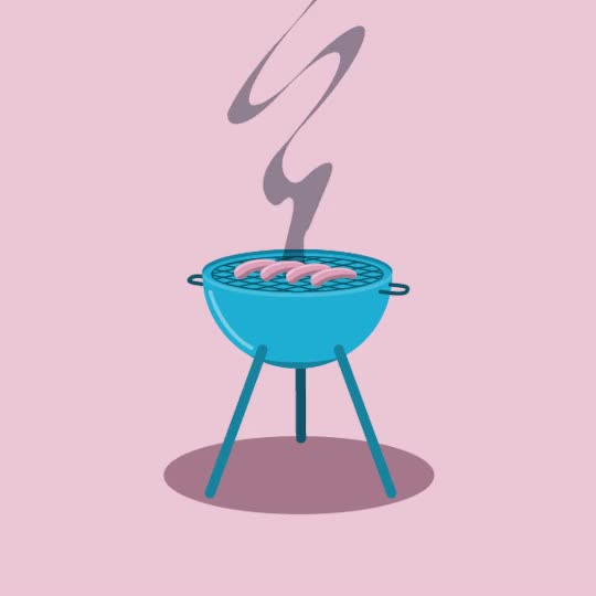 Watch and share Grilling Out GIFs and Cooking Out GIFs by Reactions on Gfycat