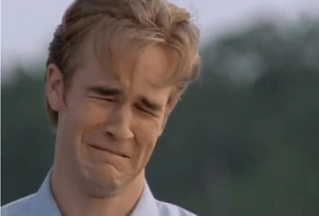 Watch and share Dawson Cry GIFs on Gfycat