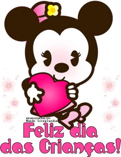 Watch and share Hei, Feliz Dia Das Crianças! animated stickers on Gfycat