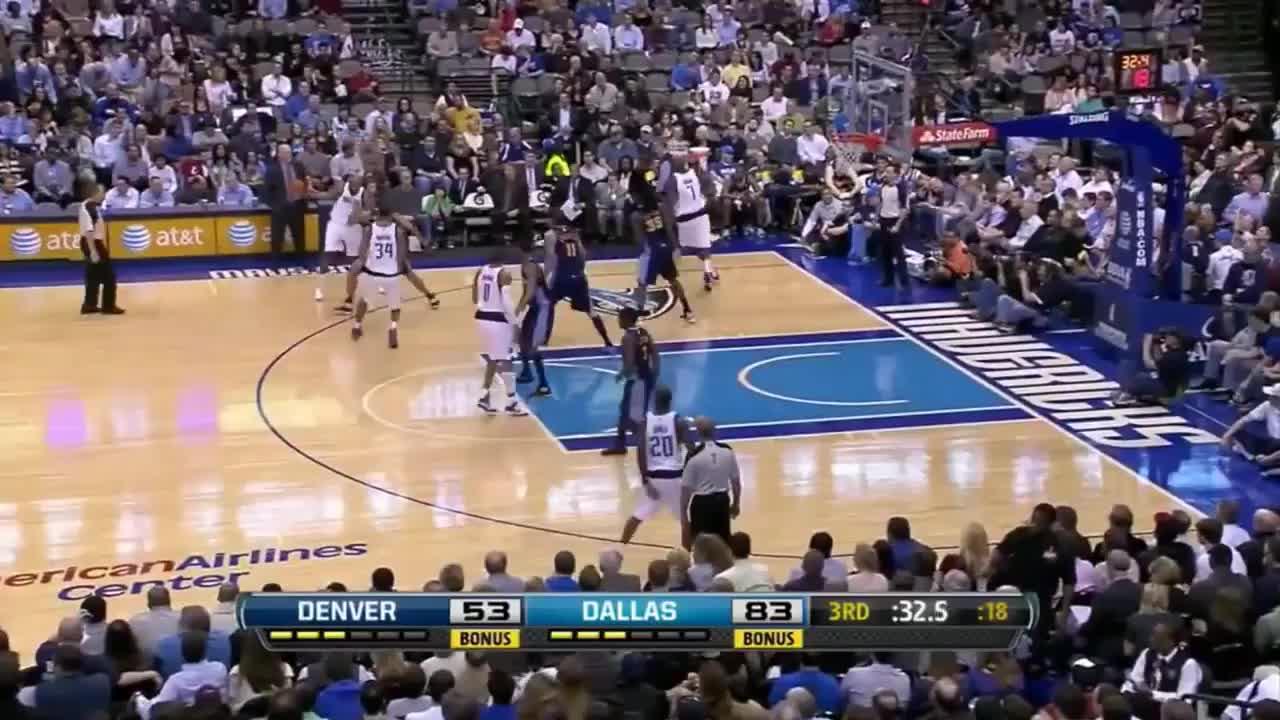 basketball, Vince Carter's slick pass to Odom. GIFs