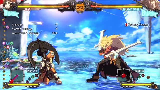 Watch and share Guilty Gear Xrd GIFs and Ggxrd GIFs by Ducko on Gfycat