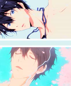 Watch ca ca GIF on Gfycat. Discover more 1k, Free!, free mine, free! eternal suffering, haruka nanase, mine, nanase haruka, nanasharu GIFs on Gfycat