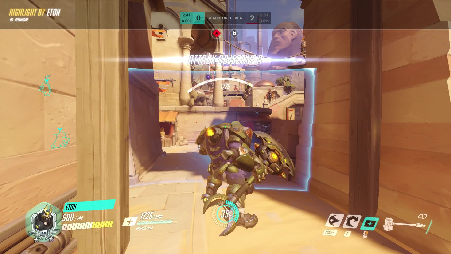 highlight, overwatch, end of season throwers :) GIFs