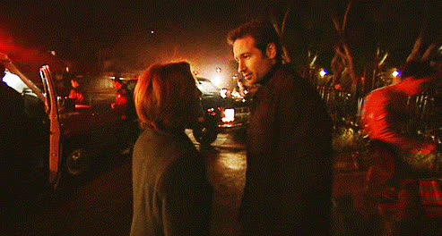 xfiles cops scully arm GIFs