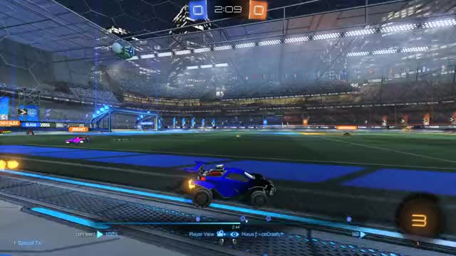Watch and share Rocket League 2019.09.18 - 22.16.47.13 GIFs by facecrash on Gfycat