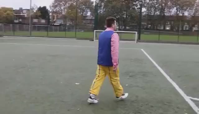 Watch MR. TUMBLE DOES FOOTBALL GIF on Gfycat. Discover more related GIFs on Gfycat