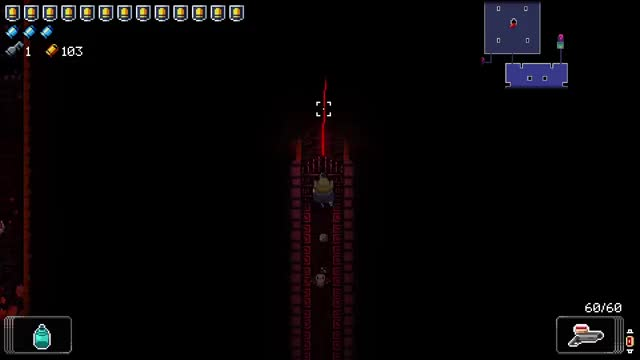 Watch AbeClancy-EnterTheGungeon-TigersQuantityOverQuality GIF on Gfycat. Discover more related GIFs on Gfycat