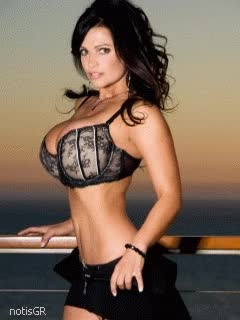 Watch and share Denise Milani GIFs on Gfycat