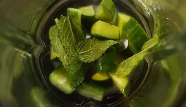 Watch and share Cucumber Mint Margarita GIFs on Gfycat