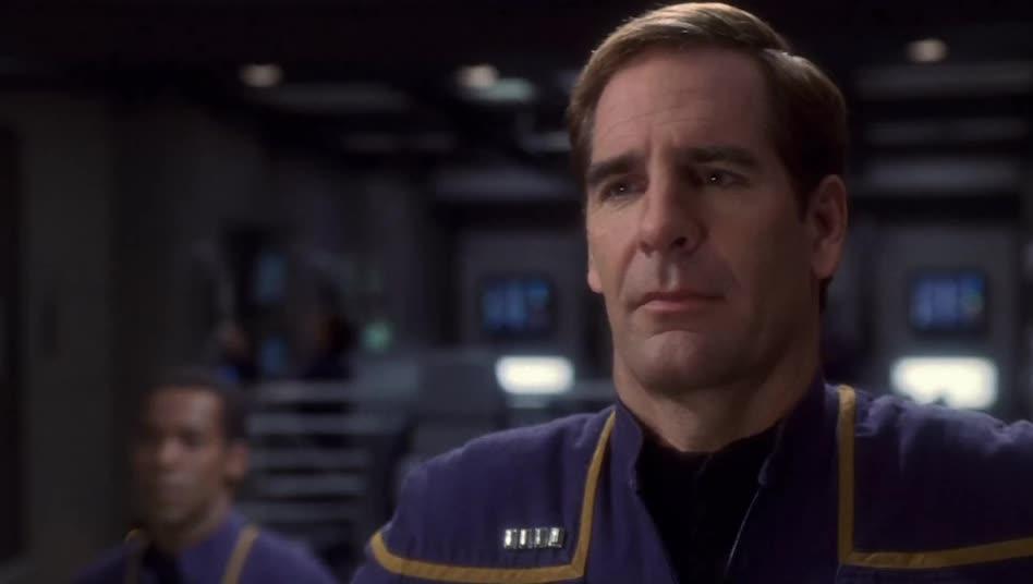 Archer, Captain Archer, ENT, Enterprise, Jonathan Archer, Scott Bakula, Star Trek, Star Trek: Enterprise, Was it something I said? GIFs