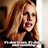 Watch Doctor Alana Bloom GIF on Gfycat. Discover more Claire Holt, headcanon, im done i swear, last one on here dont worry GIFs on Gfycat