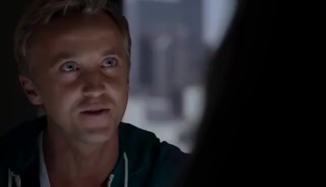Watch and share Tom Felton | Murder In The First | TNT GIFs on Gfycat