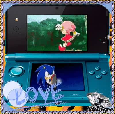 Sonic the Hedgehog (nintendo 3ds) GIFs