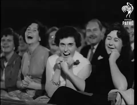 Watch Audience Reactions (1950-1959) GIF on Gfycat. Discover more related GIFs on Gfycat