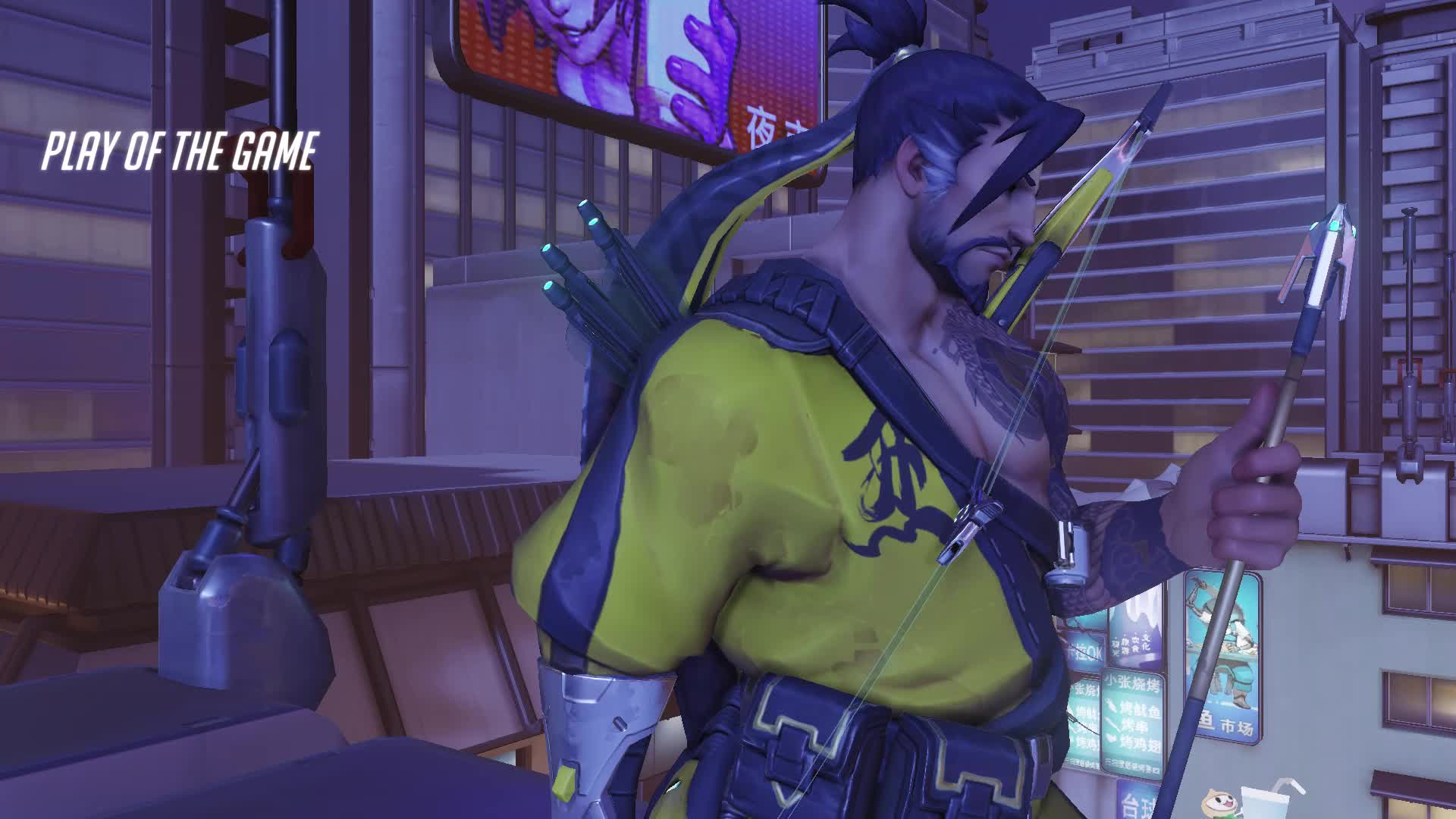 Overwatch, highlight, prebuz's highlight 19-01-05 14-31-45 GIFs