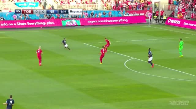 Watch and share TFC Struggles To Pass Out W/o Bradley, Defensive Recovery GIFs by Evercombo on Gfycat