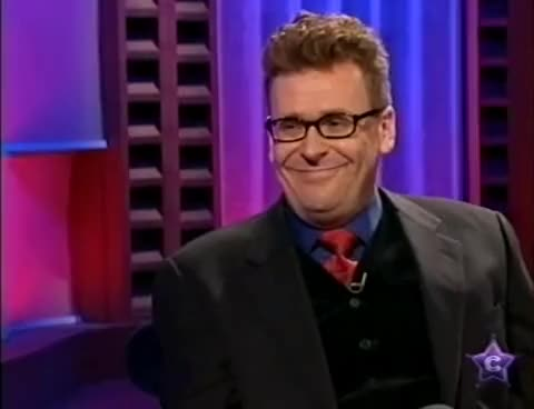 Watch and share Greg Proops GIFs on Gfycat