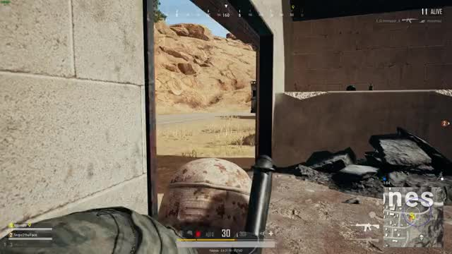 Watch and share PLAYERUNKNOWN'S BATTLEGROUNDS 2018.05.05 - 22.11.03.41.DVR.1525573104238 GIFs on Gfycat