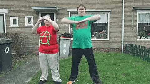 Watch anarchy gif kann weg assi tv shit kevin Kevin und Chantal perfekte welle sfw spastis swag Welle Zanger Rinus GIF on Gfycat. Discover more related GIFs on Gfycat