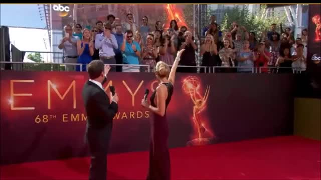 Watch this red carpet GIF on Gfycat. Discover more Emmys2016, emmys, emmys2016, red carpet GIFs on Gfycat