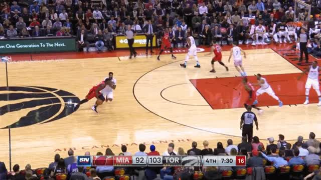 Watch and share Siakam Miles Pnr And1 GIFs by blakemurphyodc on Gfycat