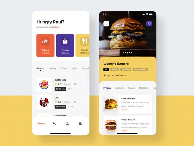 Watch and share Nibble_ui_kit_1_dribbble GIFs by Eyal Zuri on Gfycat