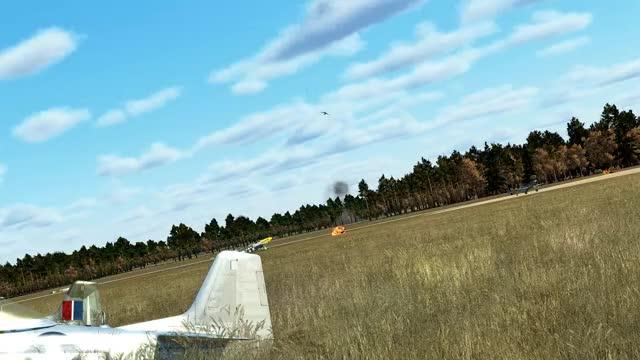 Watch and share IL-2 Sturmovik  Battle Of Stalingrad 2019.10.23 - 00.30.56.03 GIFs by Psyrion on Gfycat