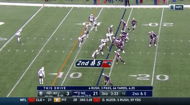 Watch and share 28 Lewis With Another Great 1st Down Run.mov GIFs on Gfycat
