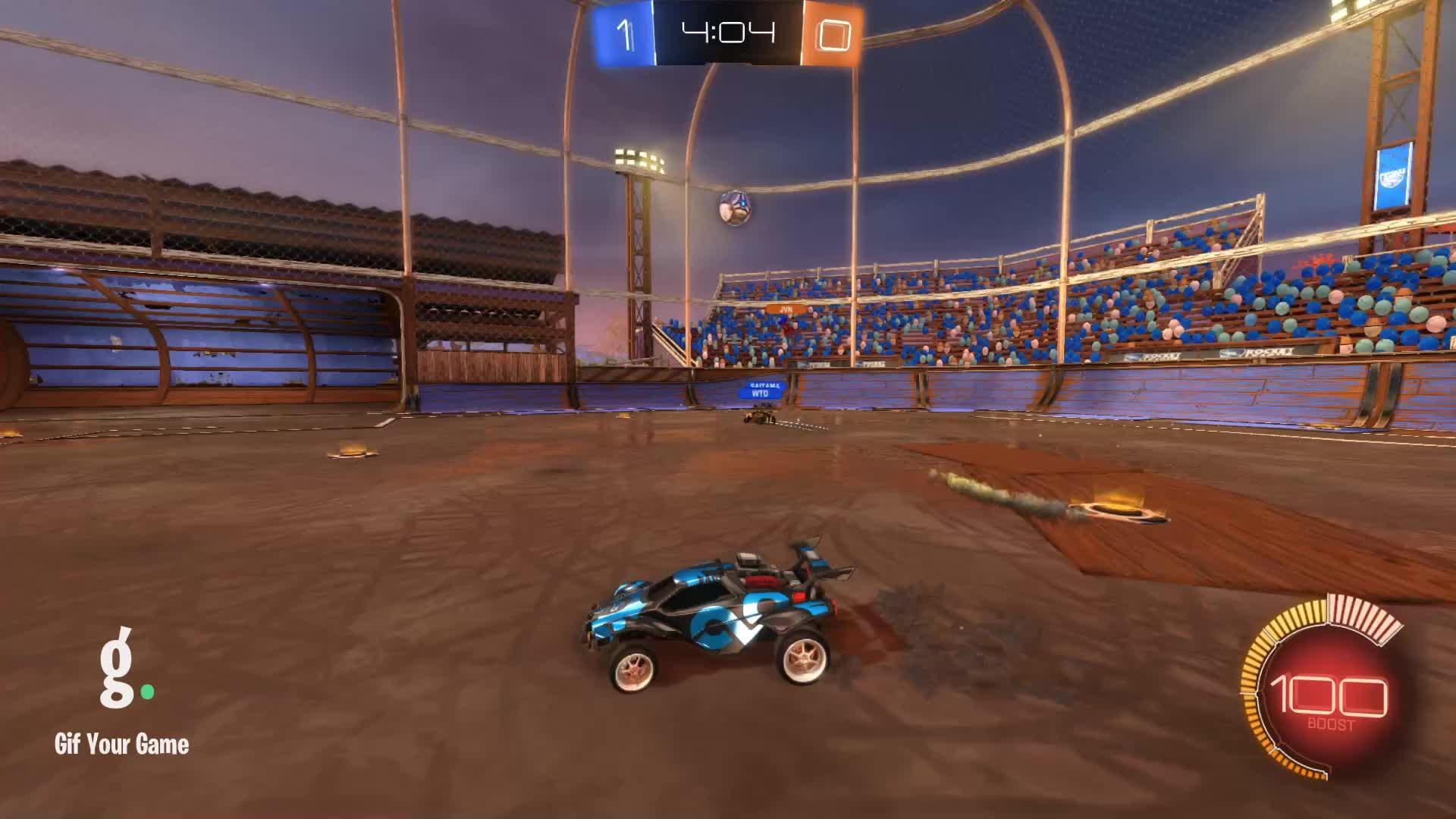Gif Your Game, GifYourGame, Goal, K2, Rocket League, RocketLeague, Goal 2: K2 GIFs