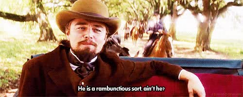 Watch and share Leonardo Dicaprio GIFs and Django Unchained GIFs on Gfycat