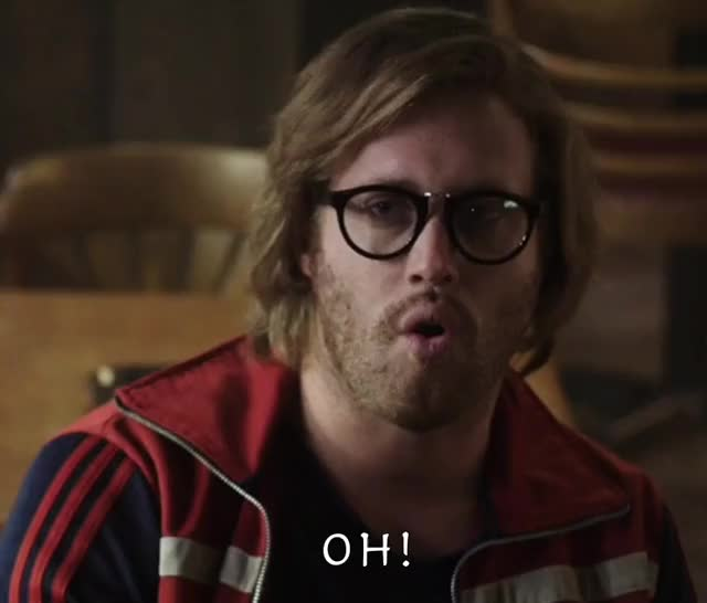 Watch and share Deadpool- T.J. Miller: Oh! GIFs by Richard Rabbat on Gfycat