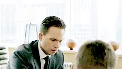 Watch and share Harvey Specter GIFs and Harvey X Mike GIFs on Gfycat