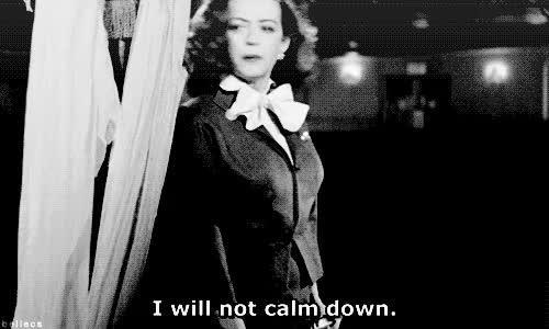 Watch and share Calm Down GIFs on Gfycat