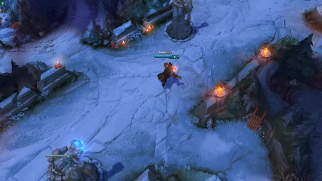 Watch and share Zed Punished For Not Killing GP Barrel GIFs on Gfycat