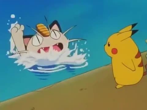 afl, disrespectthreads, Disrespect Pikachu (Pokemon anime) (reddit) GIFs
