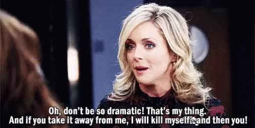 Watch this drama GIF on Gfycat. Discover more drama, dramatic, jane krakowski GIFs on Gfycat