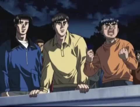 Watch and share Initial D GIFs on Gfycat