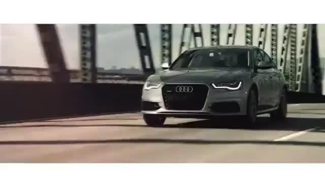 Audi, Audi A6 GIFs