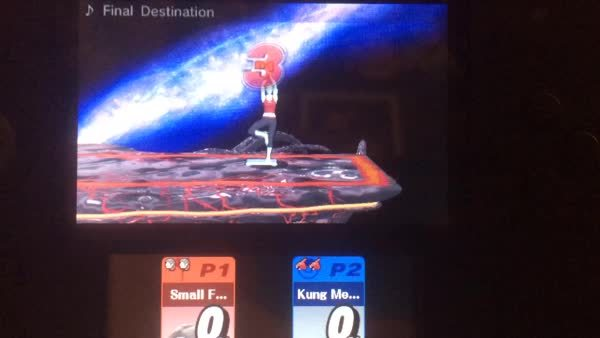 smashbros, youtubehaiku, Well, that's one way to use WFT's dtaunt. (reddit) GIFs