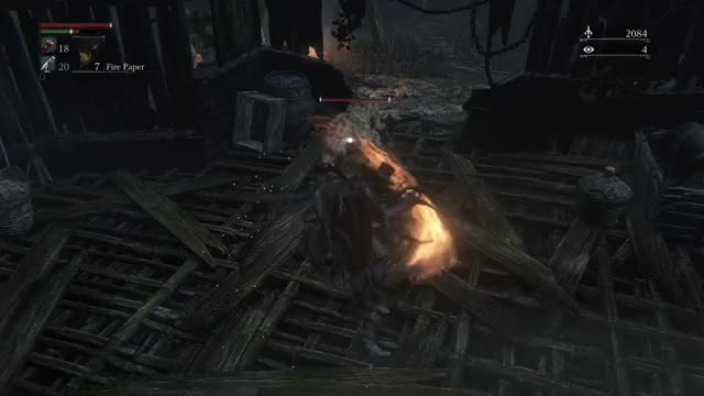 Watch and share Bloodborne GIFs by killadrix on Gfycat