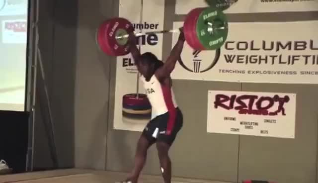 Watch and share Fail Weightlifting GIFs on Gfycat