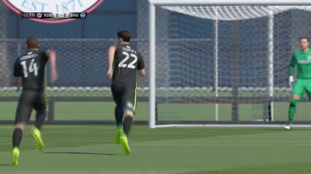 Watch and share Fifa 17 GIFs and Glitch GIFs on Gfycat