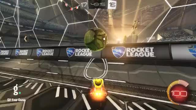 Watch and share Gif Your Game GIFs and Rocket League GIFs by liro12 on Gfycat