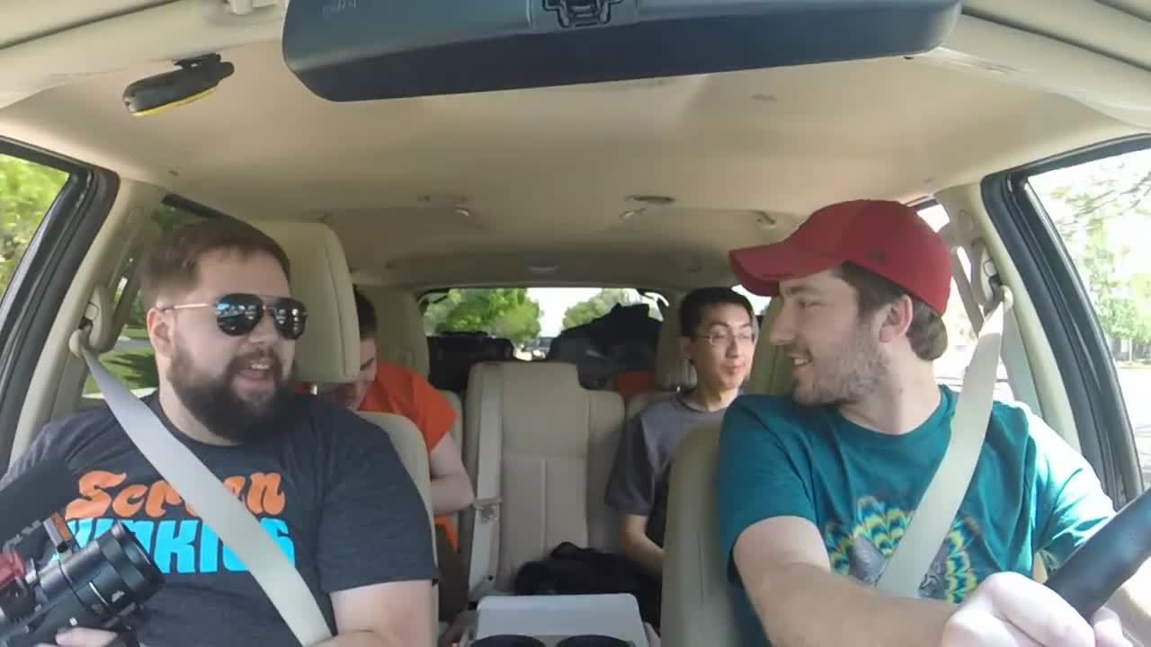 thecreatures, James Middle-Finger in Car GIFs