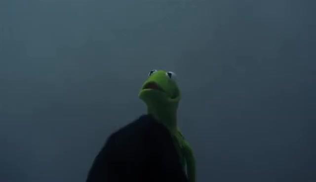 Watch and share Kermit Vs. Constantine (Dark Kermit) GIFs on Gfycat
