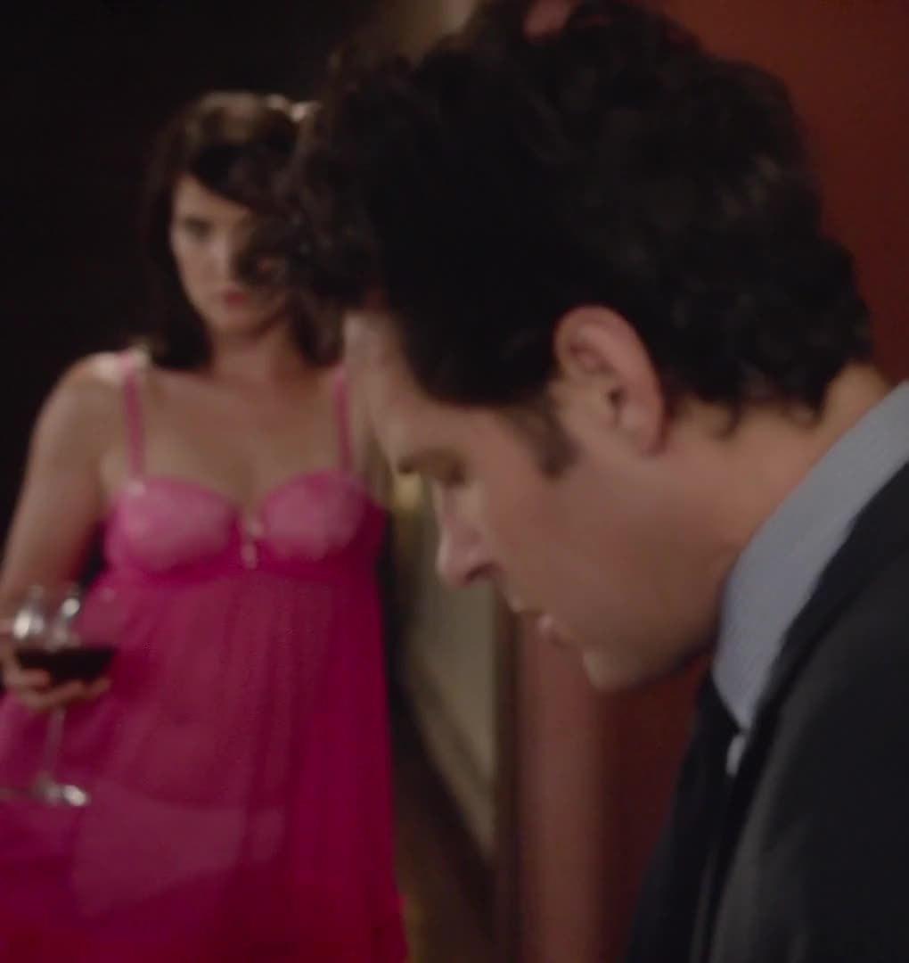 CelebGfys, Cobie Smulders, cobiesmulders, Cobie Smulders | They Came Together (2014) (reddit) GIFs