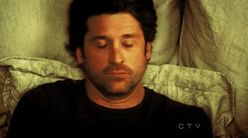 Watch and share Patrick Dempsey GIFs on Gfycat